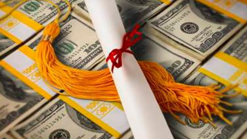 Paying for College is one of life's largest expenses