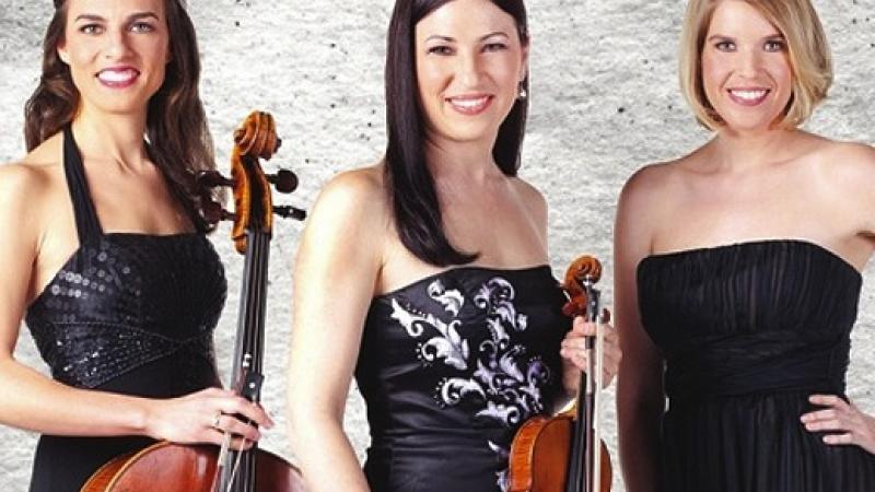 The Macon-based Cortona Trio