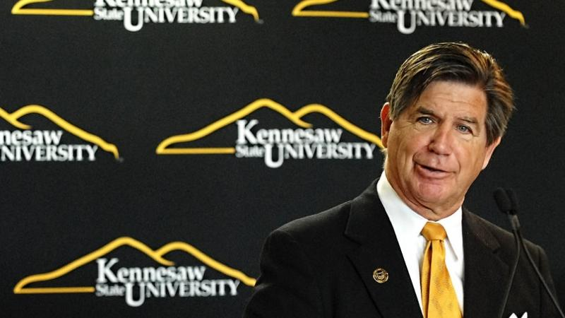 Dr. Dan Papp Delivers Great News About Kennesaw State University