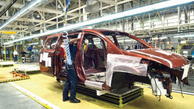 Decostar Industries in Temple, GA will supply components to auto manufacturers like Nissan