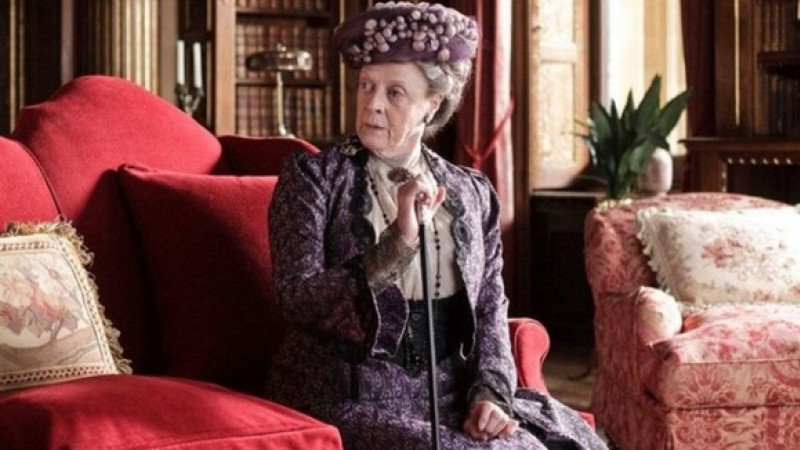 Dame Maggie Smith is nominated once more for an Outstanding Supporting Actress Emmy.