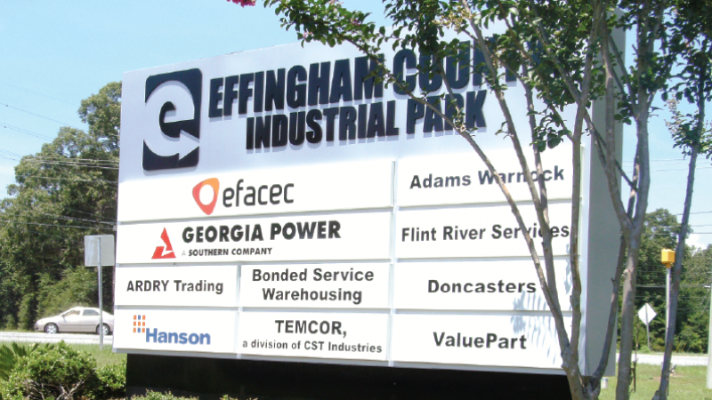 Effingham County's Industrial Authority is Paving the Way for America's Largest Movie Studio