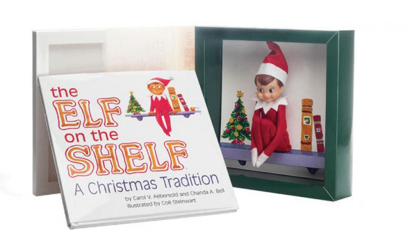 Elf on the Shelf has sold over 6 million copies.