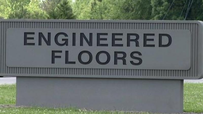 Engineered Floors is Making One of the Largest Investments in Georgia History (photo:courtesy of WRCB Televison)