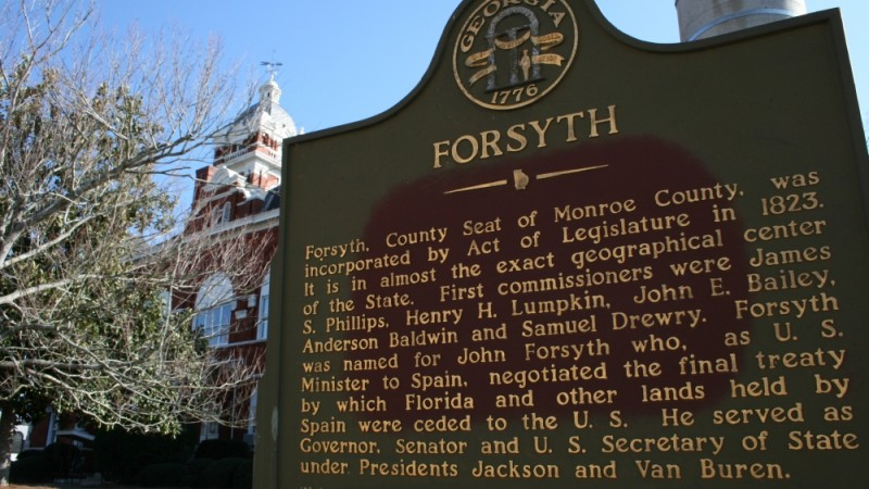 Workshops will be held twice per month in Forsyth.