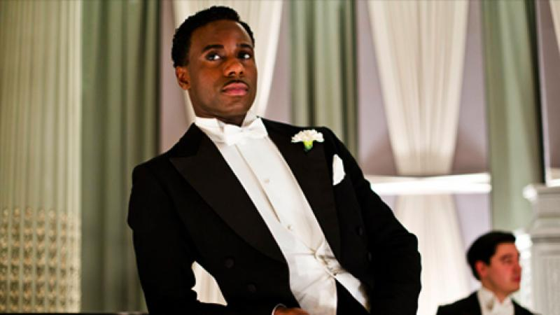 "It's possible that the character Jack Ross (played by Gary Carr) is based on real jazz star Leslie ""Hutch"" Hutchinson."