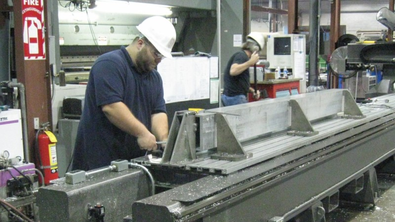 Manufacturing Jobs are on the Increase in Georgia