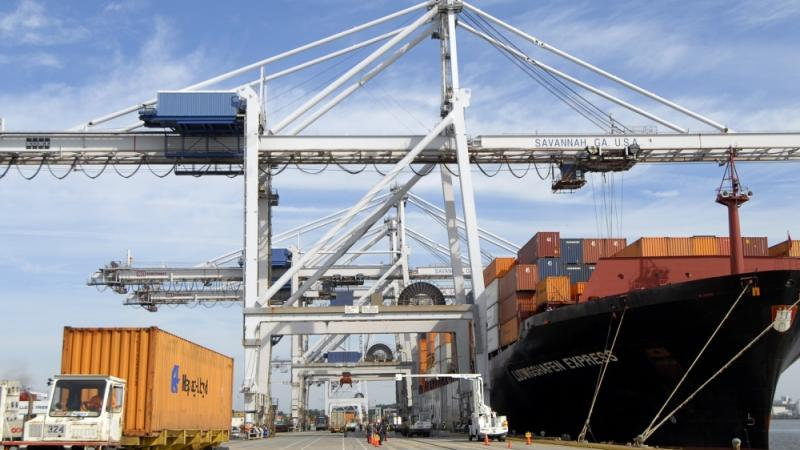 The Georgia Ports are Responsible for 8.3% of All JObs in Georgia, according to UGA