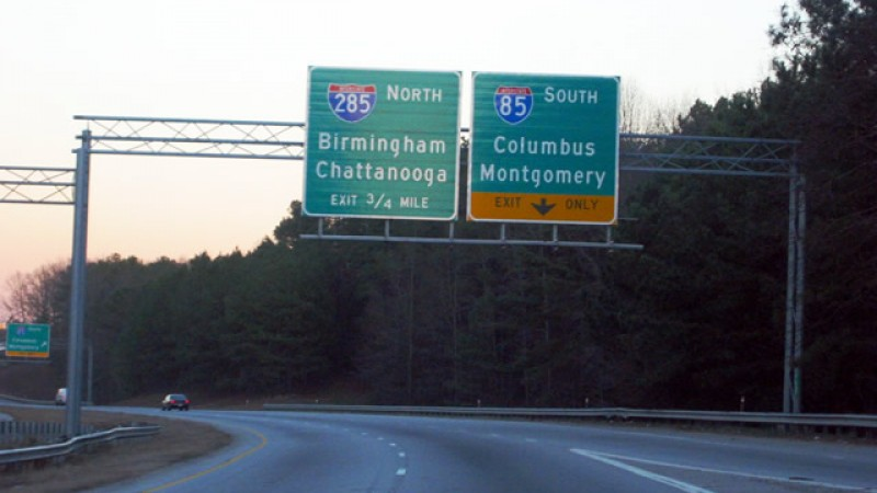 Reason Foundation Ranks Georgia Highways Among the Best