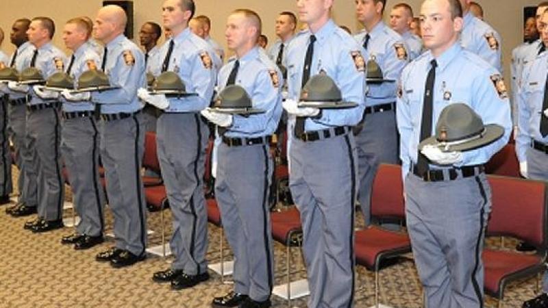 Georgia State Patrol Troopers