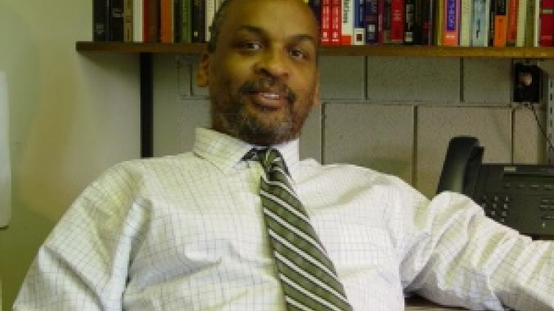 Keith Gilyard joins host Stan Deaton for Cover to Cover this Sunday night at 8 on GPB Radio.
