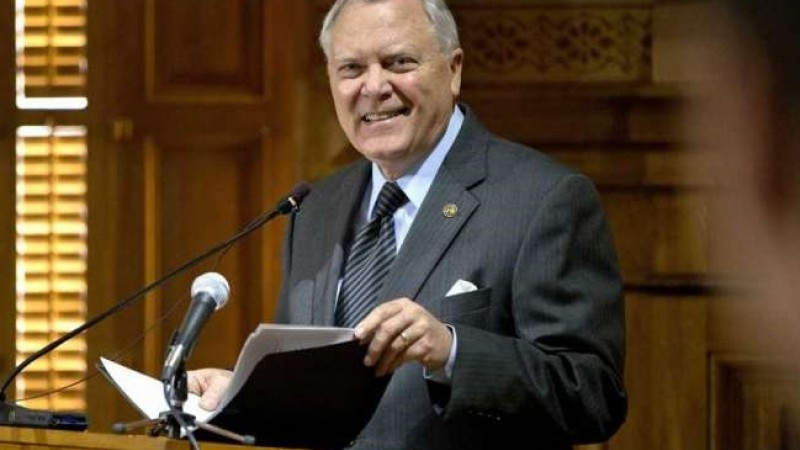 Governor Deal is one of America's best for creating jobs