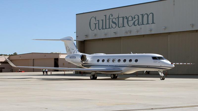 Gulfstream's new distribution center will operate 365 days a year.