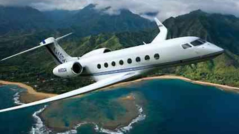 The Gulfstream G650 Sets Three New Speed Records