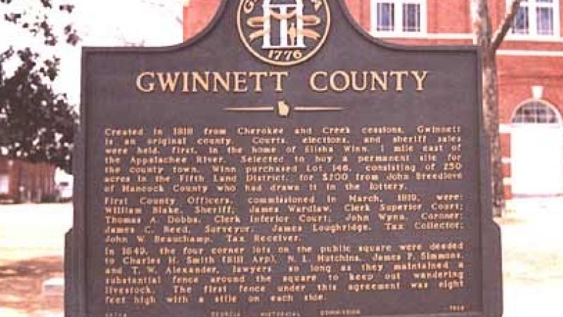 Gwinnett County Government is Now Hiring