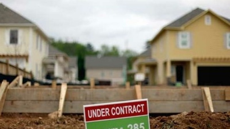 Home Construction and Sales on the Rise