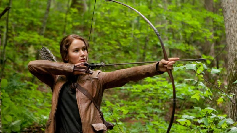 Movies from the mega-hit series Hunger Games have been made in Georgia