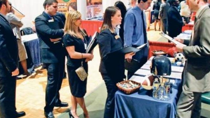 Job Fair with 20 Employers