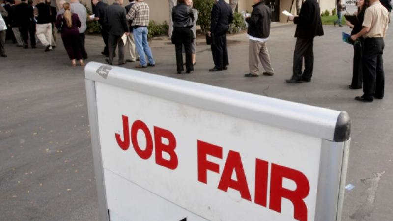 There are 8 Job Fairs and Events Scheduled for Next Week