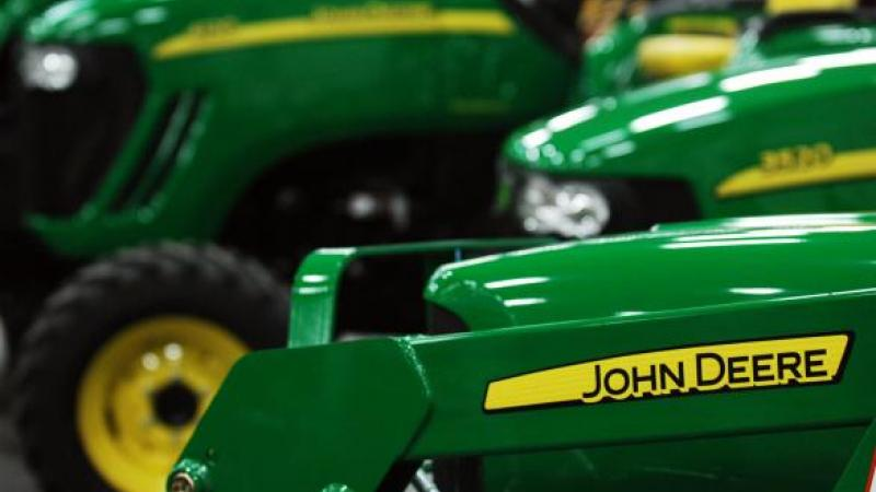 John Deere is one of the many employers making the Augusta, GA area the best place in the U.S. for jobs