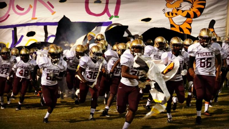 The undefeated Tucker Tigers look to keep their winning streak alive as they face the M.L. King Lions on GPB this Friday night.