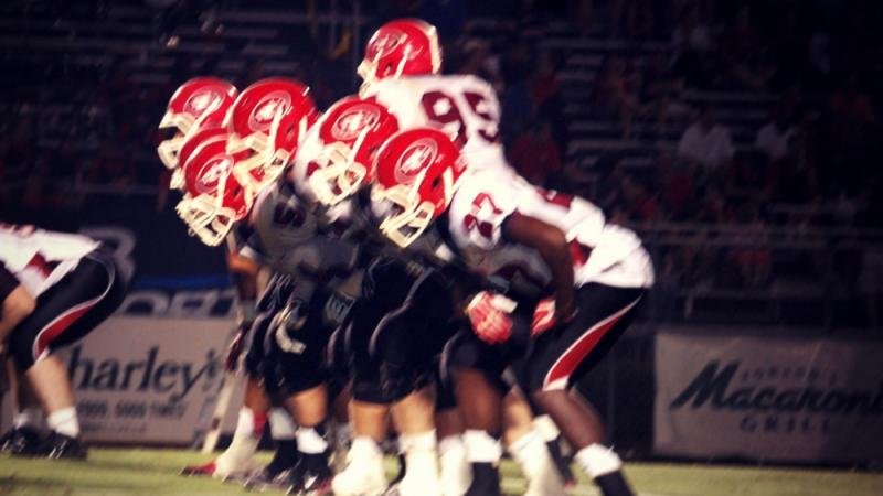 The North Gwinnett Bulldogs travel to McEachern to face the Indians for the GHSA semifinals.