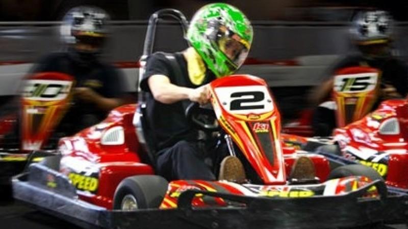 Nation's Premiere Indoor Racing Operator Expanding to Atlanta