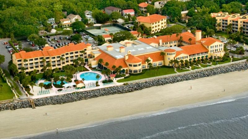 King and Prince Beach and Golf Resort on St. Simons Island