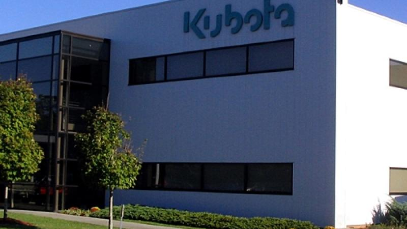 Kubota has opened a new manufacturing facility in Jefferson, GA