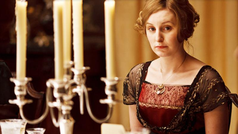 Life may be looking up for Lady Edith in season 4 with more upbeat plotlines (Courtesy PBS.org)