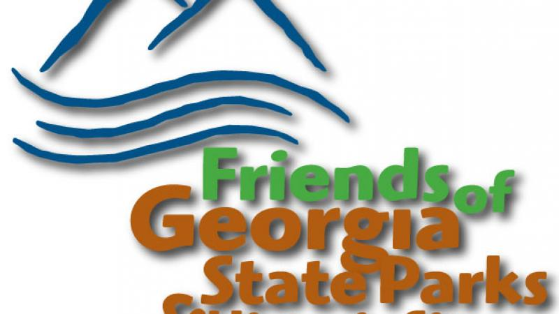 Friends at Georgia State Parks logo