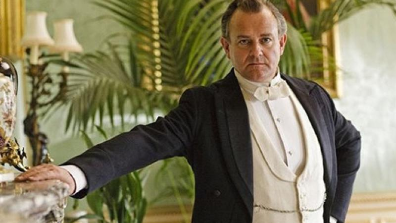 Hugh Bonneville strips as another aristocrat in Da Vinci's Demons.