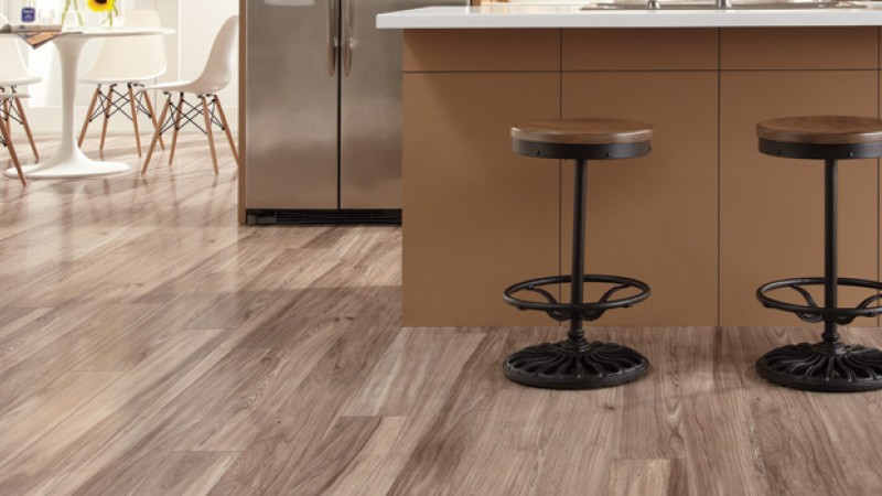 Mannington Mills manufactures vinyl and rubber flooring.