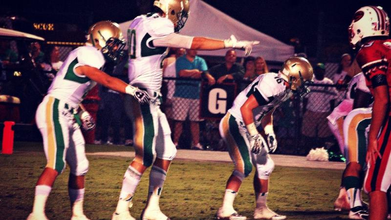 The 4-0 Buford Wolves are the squad to beat in 3A, especially considering an impressive Week 2 win over Gainesville.
