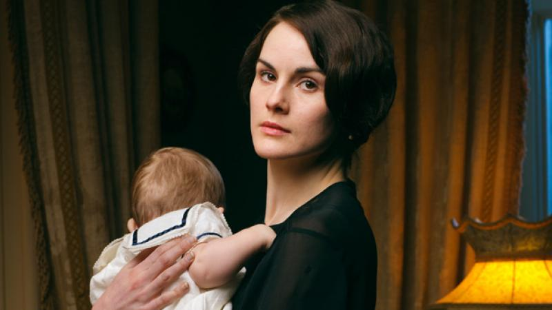 Downton Abbey season 4 will air in the us on January 5, 2014.