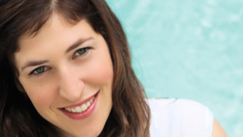 Actress Mayim Bialik is a real life neuroscientist.