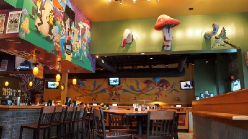 Mellow Mushroom opened its first restaurant in Atlanta in 1974.