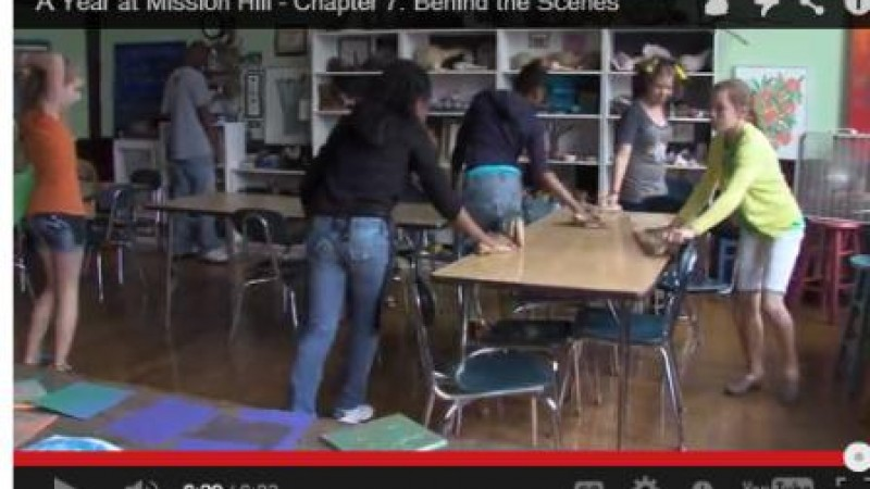 """A Year at Mission Hill - Chapter 7 """"Behind the Scenes"""""""