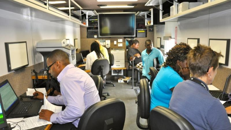THE ARC Mobile Career Lab is in High Demand