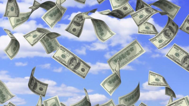 October revenues are up 5.9 percent