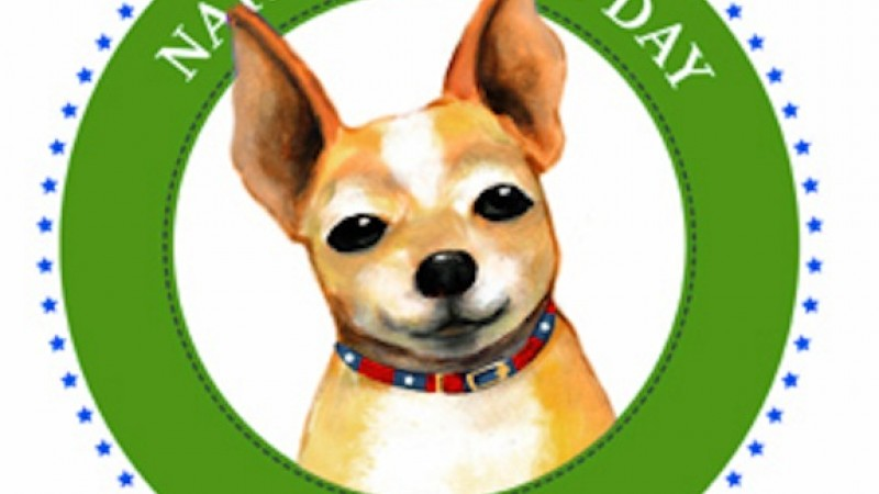 Official Logo of National Dog Day