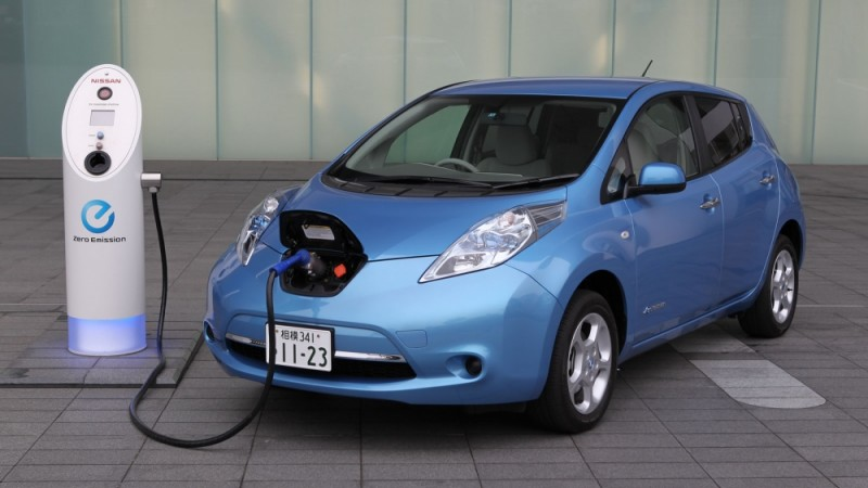 The Nissan Leaf is Georgia's Top Selling Electric Car