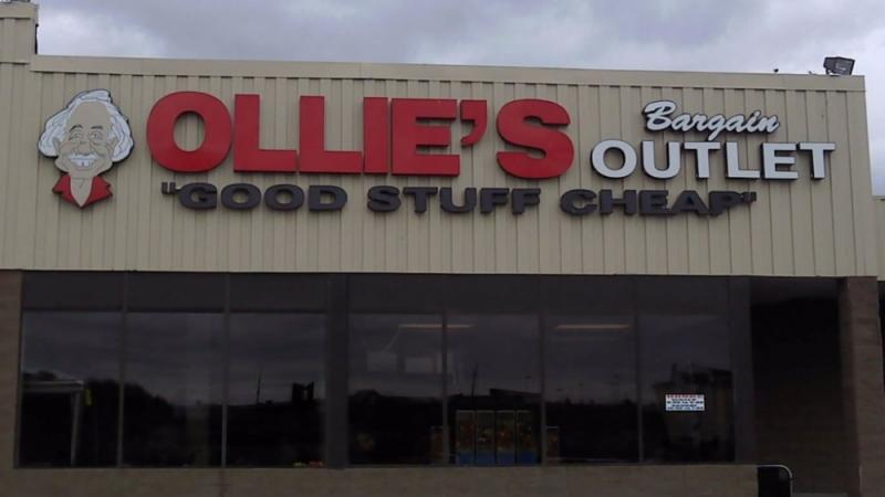 Ollie's plans to establish 30-40 stores in Georgia over the next 4 years.
