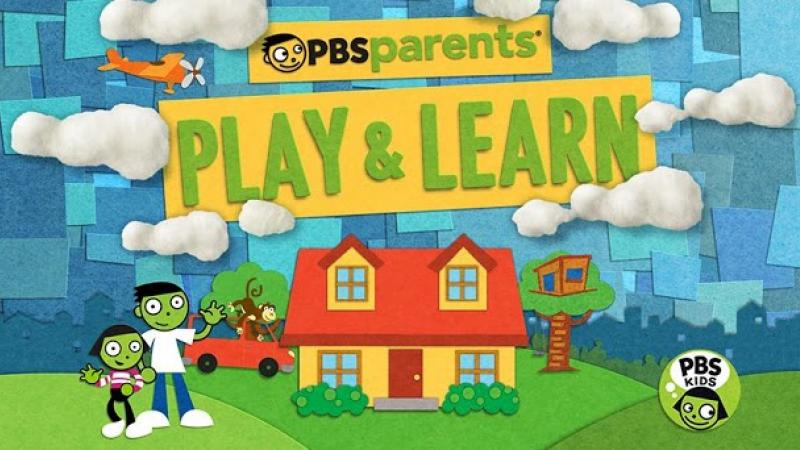 PBS Parents Play and Learn App