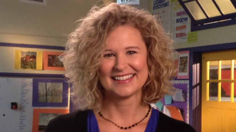 Sarah Brown Wessling of The Teaching Channel