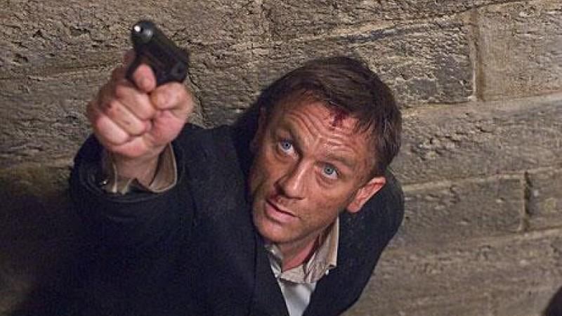 James Bond - Pinewood Studios