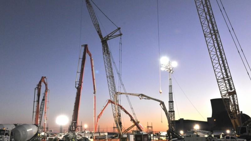 Construction of Georgia's Plant Vogtle Continues