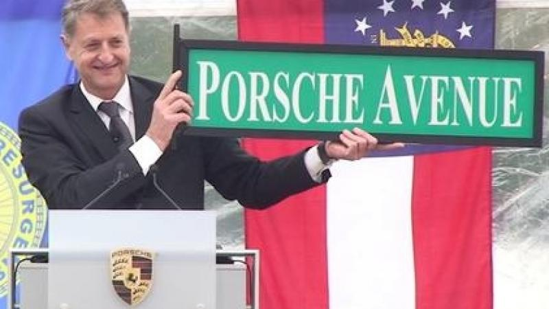 Porsche Cars North America is Headquartered in Atlanta