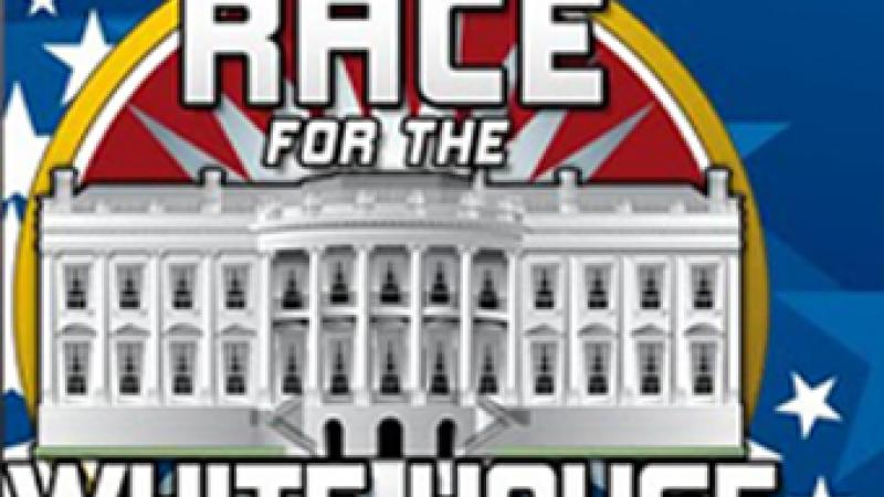 Race for the White House 2012 is a game that tests whether you have what it takes to become president.
