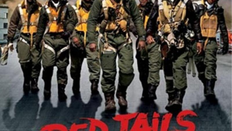 """Red Tails"" the movie gave the Hollywood treatment to the Tuskegee airmen story."